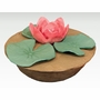 Serenity Lotus Flower Biodegradable Water Burial Cremation Urn