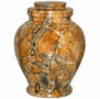 Serenity Pebble Stone Marble Cremation Urn