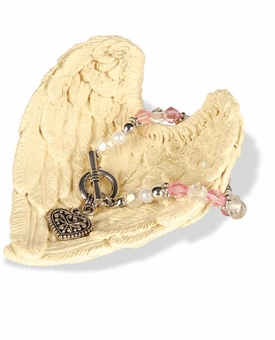 Small Angel Wings Holder