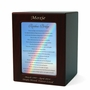 Small Rainbow Bridge 3 Cherry Finish Pet Cremation Urn