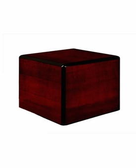 Society Cherry Keepsake Wood Cremation Urn