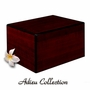 Society Cherry Large Wood Cremation Urn