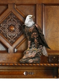 Spirit of America Eagle Cast Bronze Cremation Urn