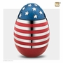 Stars and Stripes Cremation Urn