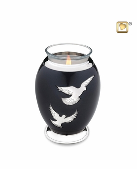 Tealight Candle Nirvana Adieu Keepsake Cremation Urn