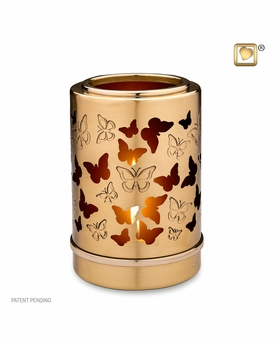 Tealight Candle Reflections of Life Keepsake Cremation Urn
