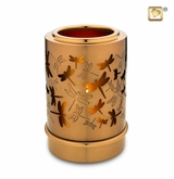 Tealight Candle Reflections of Spirit Keepsake Cremation Urn
