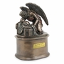 The Angel's Whisper Cold Cast Bronze Finish Cremation Urn