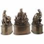The Pieta Cold Cast Bronze Finish Cremation Urn