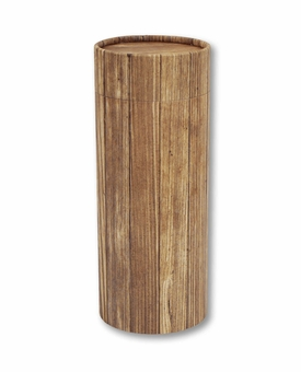 Timber Eco Friendly Cremation Urn Scattering Tube in 6 sizes