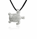 Turtle Stainless Steel Pet Cremation Jewelry Pendant Necklace