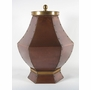 Ursuline Custom Handcrafted Copper Cremation Urn
