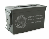 Veteran M2A1 Ammo Can Cremation Urn