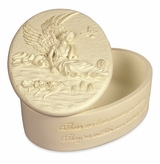 Walking with Angels Keepsake Cremation Urn Box