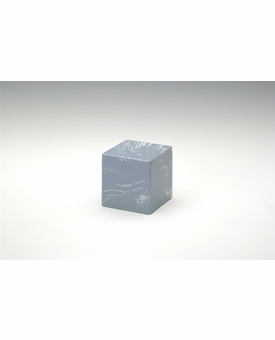 Wedgewood Small Cube Cremation Urn - Engravable