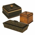 Wood Keepsake Cremation Urns