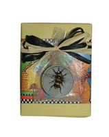 Bee Candle Quarter Pound