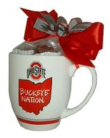 Buckeye Nation Mug - 8 oz.