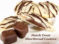 Dutch Treat Shortbread Cookies