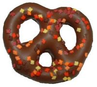 Fall Jumbo Pretzel - 1 oz.