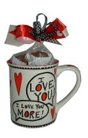 Love You More Mug - 10 oz.