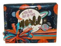 Out of This World Plaque Half Pound