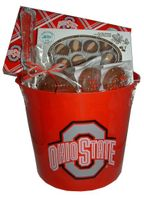 Ohio State Gift Bucket - 59 oz.