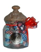 Patriotic Jar - 12 oz.