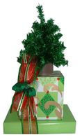 Green Tree Stack - 17 oz.