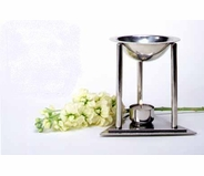 Acropolis Lamp (Stainless) - Aromaland Aromatherapy Diffuser