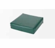 Armedica - Square Bolster (12 inches x 12 inches x 3 inches)