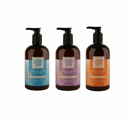 Aromaland Scented Hand & Body Lotion (12 oz.)