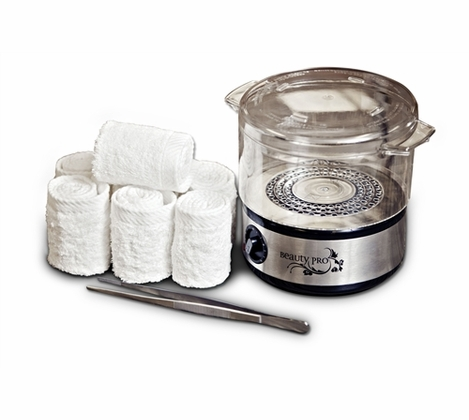 Beauty Pro - Hot Towel Steamer Kit