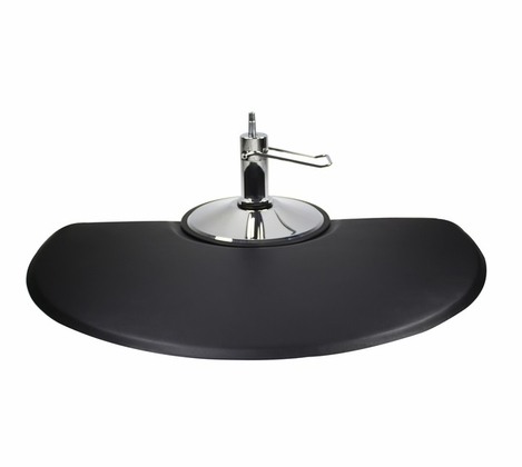 Berkeley - Deluxe Half Circle Salon Mat 3x5