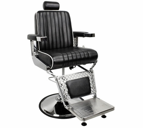 Berkeley - Fitzgerald Barber Chair (Black)