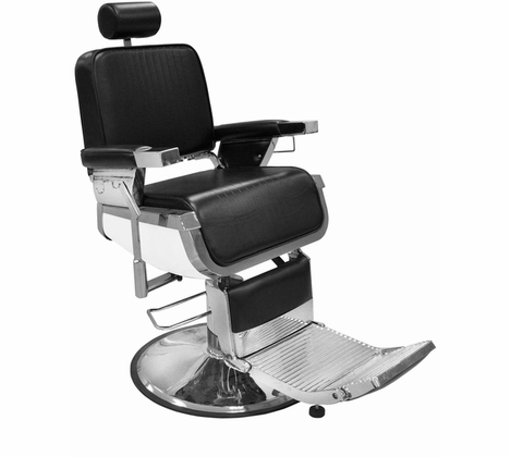 Berkeley - Lincoln Barber Chair