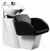 Berkeley - Mette Backwash Shampoo Unit with Bowl and Faucet