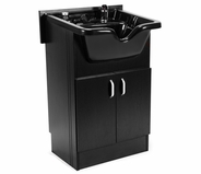 Berkeley - Sanden Shampoo Cabinet Kit with Bowl and Faucet
