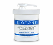 Biotone - Advanced Therapy Massage Cream 16 oz.