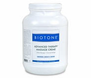 Biotone - Advanced Therapy Massage Cream Gallon