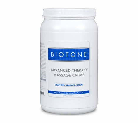 Biotone - Advanced Therapy Massage Cream Half Gallon
