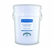 Biotone - Advanced Therapy Massage Creme 5 Gallon