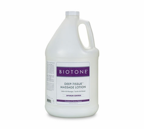 Biotone - Deep Tissue Massage Lotion 128 oz.