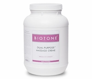 Biotone - Dual Purpose Massage Cream 128 oz.