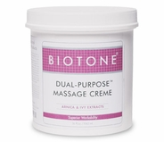 Biotone - Dual Purpose Massage Cream 36 oz.