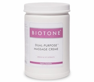 Biotone - Dual Purpose Massage Cream 68 oz.