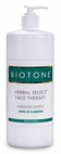 Biotone - Herbal Select Face Therapy Massage Lotion 32 oz.