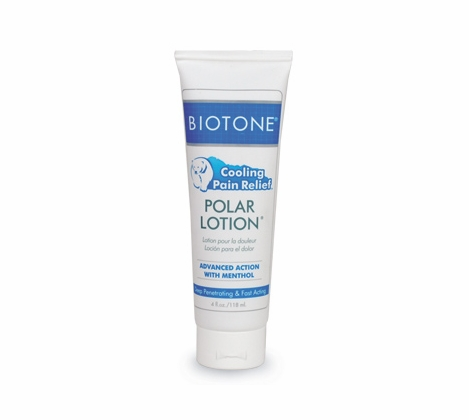 Biotone - Polar Lotion 4 oz.