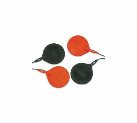 Chattanooga - Rubber Carbon 3 Inch Electrodes
