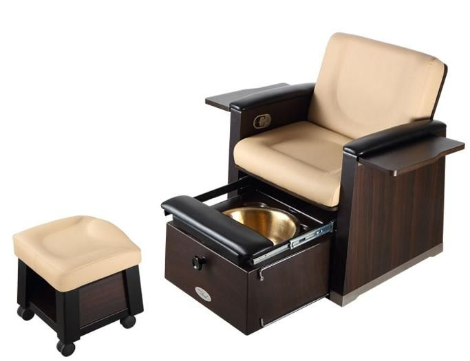 Click To Zoom. Comfort Soul   Alpina Pedicure Chair ...